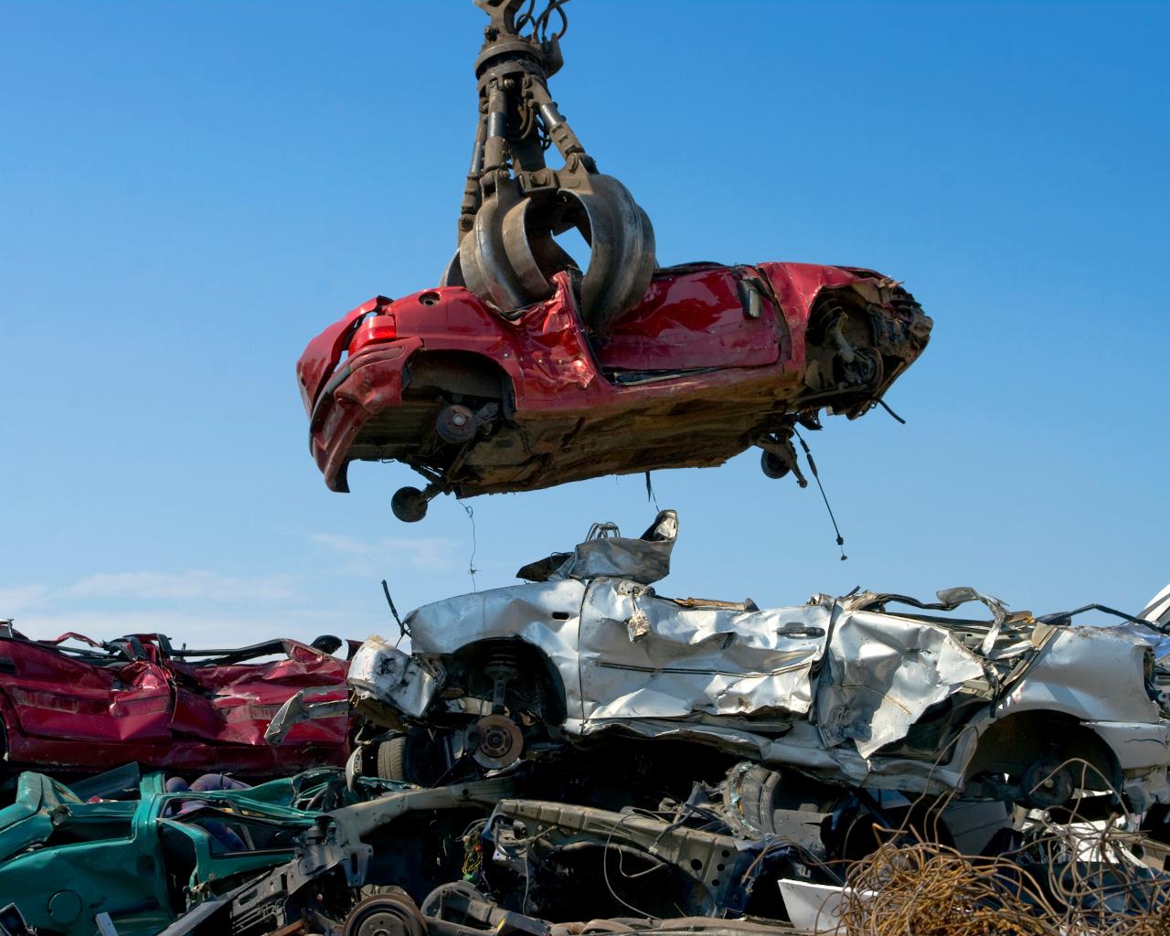 Ανακύκλωση Οχημάτων στο Τέλος του Κύκλου Ζωής τους - Aegean Recycling Εταιρεία Ανακύκλωσης & Επεξεργασίας Αποβλήτων Αστικού & Βιομηχανικού Τύπου